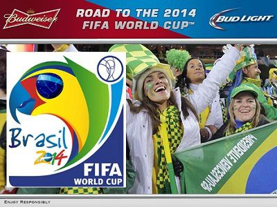 Road To The FIFA World Cup 2014 Sweepstakes