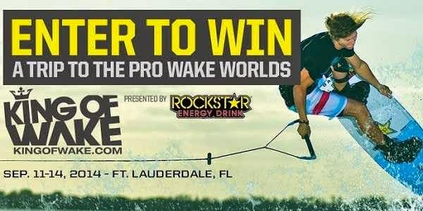Win a Trip to Pro Wake World