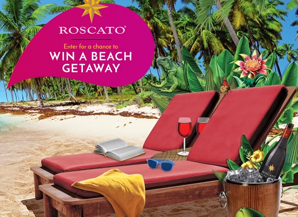 Roscato Beach Vacation Sweepstakes