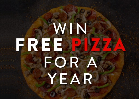 Round Table Pizza Sweepstakes