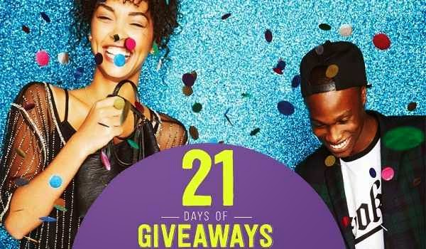 Rue 21 21 Days of Giveaways Sweepstakes
