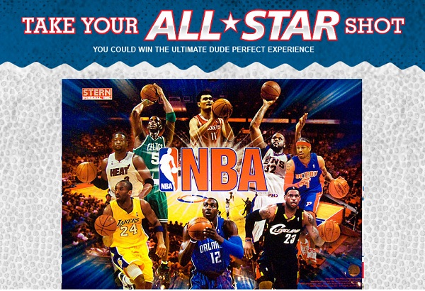 "Frito-Lay Ruffles ""Take Your All-Star Shot"" Sweepstakes and Instant Win Game"