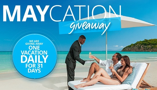 Sandals.com Maycation Sweepstakes