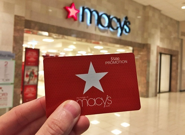Macy's Gift Card Giveaway 2019