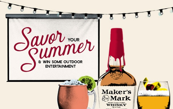 Savor Summer with Maker Sweepstakes (60 Winners)