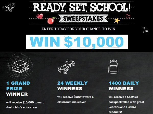 big sweepstakes | SweepstakesBible