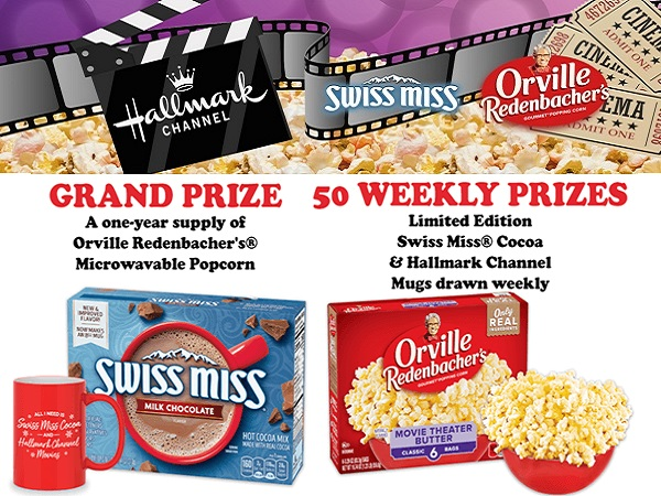 Snack, Watch And Win Second Chance Sweepstakes