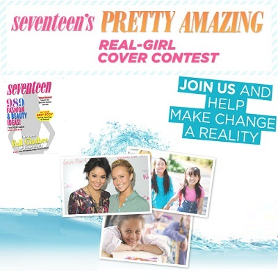 Seventeen's Pretty Amazing Cover Model Contest