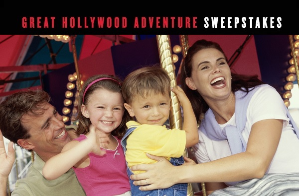 Great Hollywood Adventure Sweepstakes on SexyHairGreatClipsSweepstakes.com