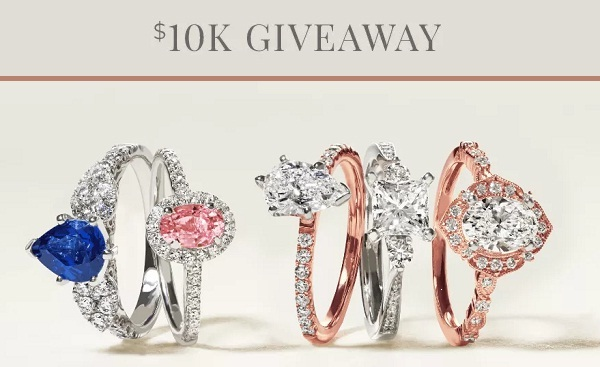 Shane Co. $10K Engagement Ring Giveaway