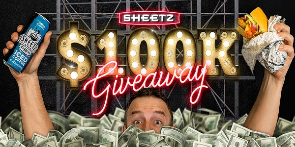 Sheetz Summer $100k Giveaway Shweepstakes