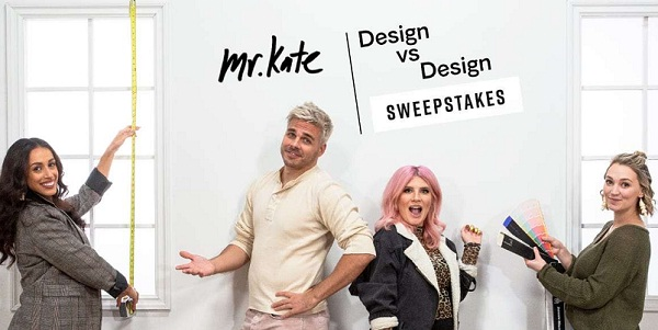 Ashleyfurniturehomestore.com Design vs. Design sweepstakes