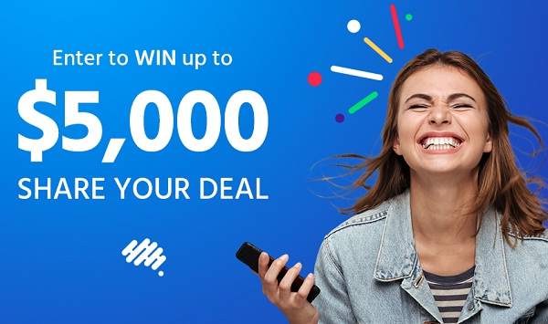 Win $5000 in Amazon Gift Cards from Shopbrain!