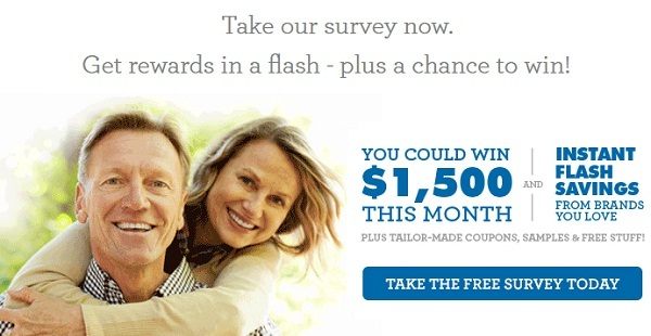 The Shopper's Voice Survey: Win Cash