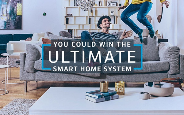Capital One Simply Smarter Home Sweepstakes
