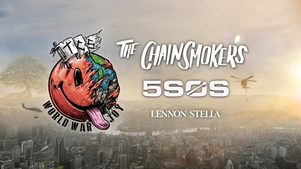 SiriusXM Chainsmokers Sweepstakes