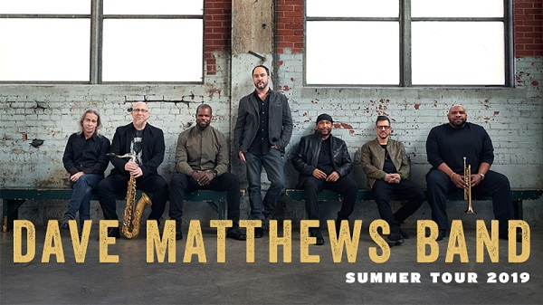 Siriusxm.com Dave Matthews Band Summer Tour Sweepstakes