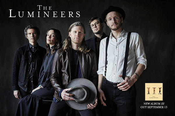 SiriusXM Sweepstakes 2020: Win A Trip To See The Lumineers