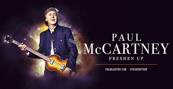 Siriusxm.com Paul McCartney Freshen Up Tour Sweepstakes