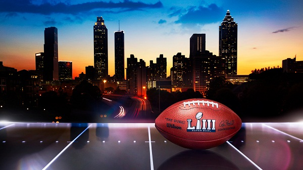 SiriusXM.com Super Bowl LIII Sweepstakes