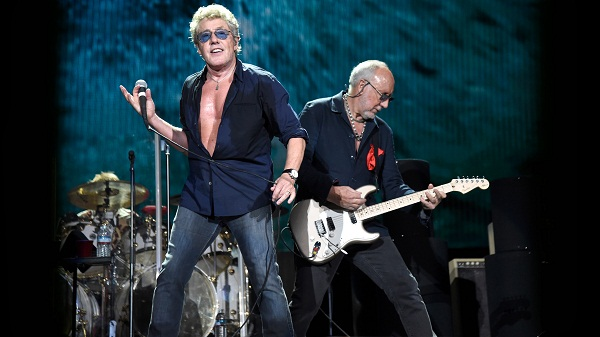 SiriusXM.com the Who Moving On Tour Sweepstakes