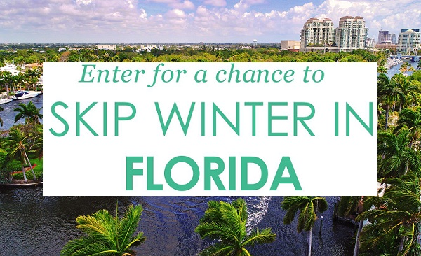 Expedia Florida Vacation Sweepstakes 2019
