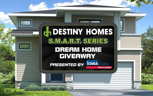 S.M.A.R.T. Series Dream Home Giveaway