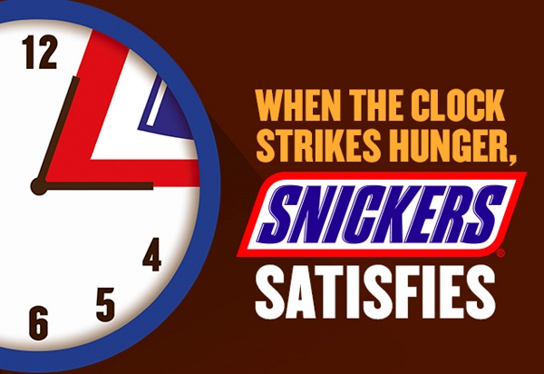 Snickers Hungry Hour Instant Win Game: Win Apple Smart Watch