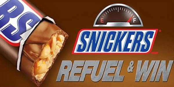 Play Snickers Fuel Game on Snkfuelredeem.com