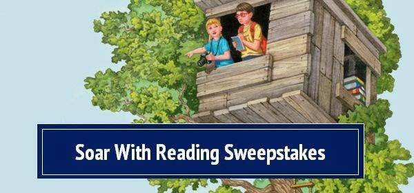 Soar With Reading Sweepstakes on Soarwithreading.com