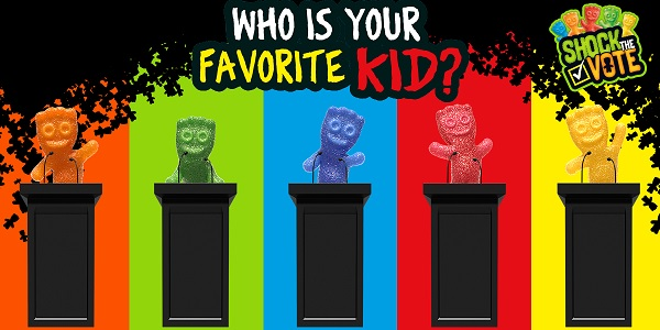 Sour Patch Kids Sweepstakes & IWG