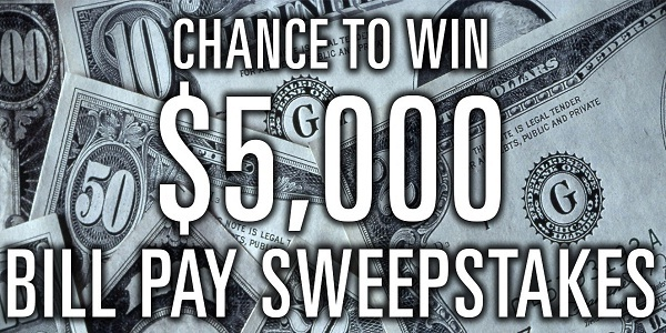 Southern Bank Bill Pay Sweepstakes