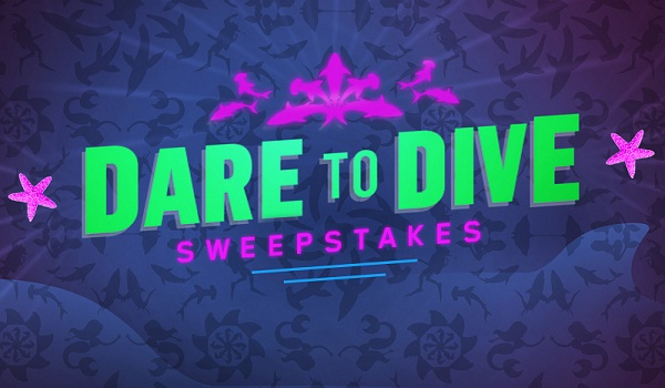 southwest shark week sweepstakes southwest airlines dare to dive sweepstakes sweepstakesbible 900