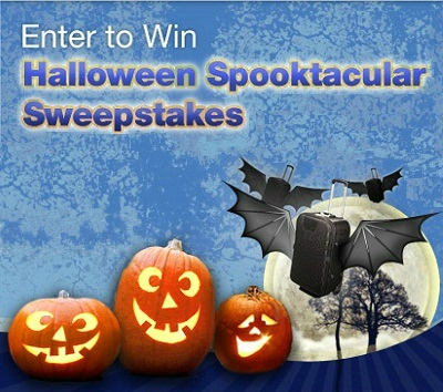 Halloween Spooktacular Sweepstakes by Southwest