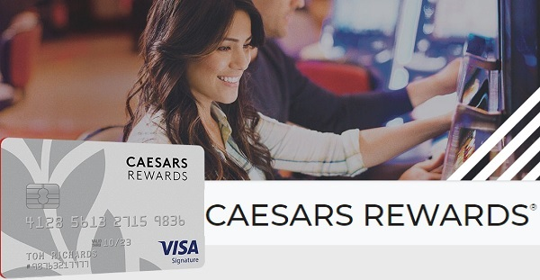 Caesars Rewards IWG and Sweepstakes on Spendearnwin.com