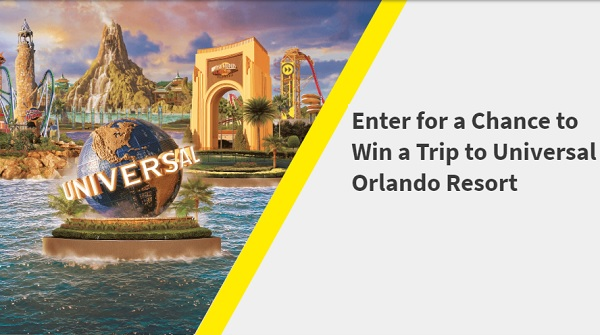 Spirit Airlines Universal Orlando Sweepstakes