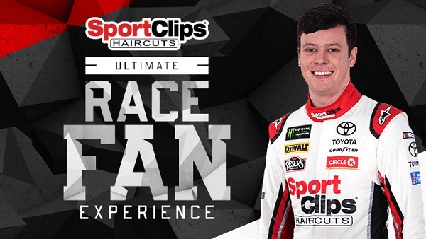 Sportclips.com Texas Ultimate Race Fan Experience Sweepstakes