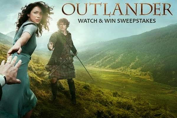 Starz Outlander Watch & Win Sweepstakes