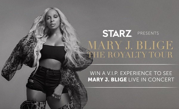 Win Tickets for Mary J Blige 2019 Concert!