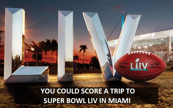 Subway SuperBowl LIV Sweepstakes!