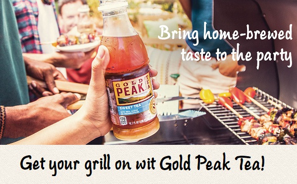 Gold Peak Tea: Summer Grilling Sweepstakes | SweepstakesBible