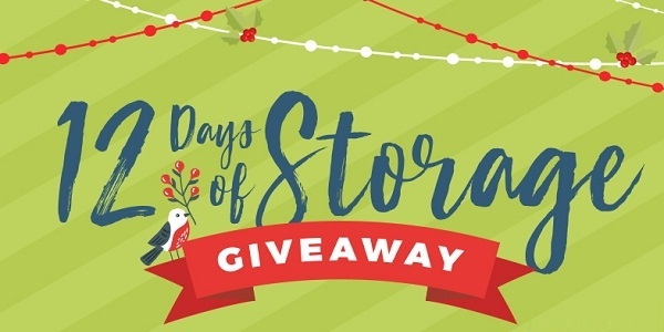 Suncast.com 12 Days of Storage Giveaway