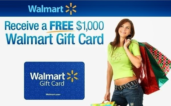 Walmart.com Survey Sweepstakes: Win Walmart Gift Cards