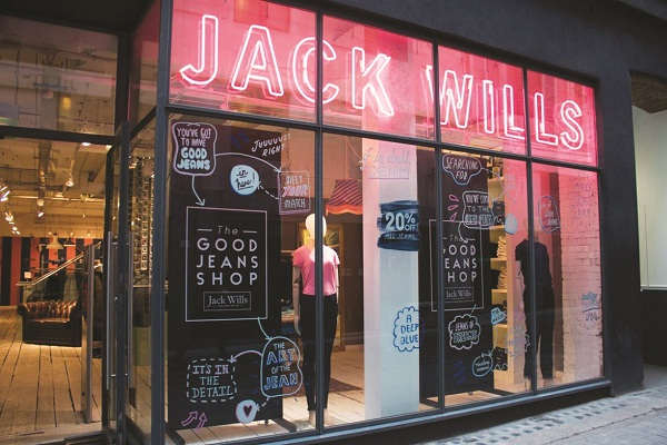 Talk to Jack Wills Customer Survey