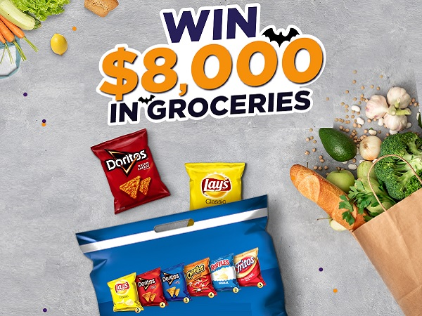Tasty Rewards Free Groceries Sweepstakes
