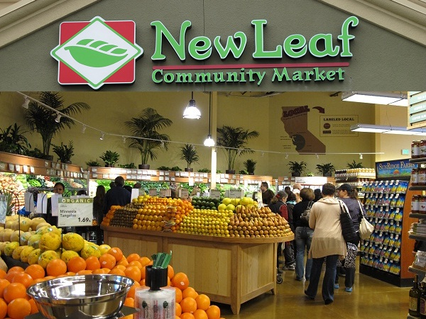 Tell New Leaf Feedback in Customer Survey