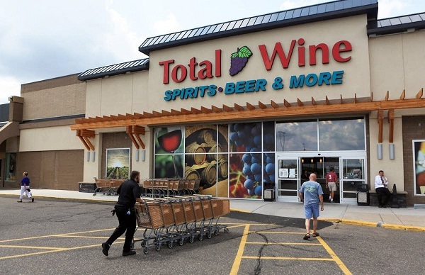 Tell Total Wine & More Feedback In Survey