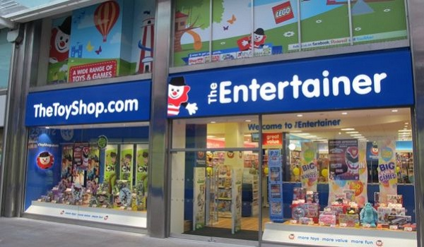 Entertainer Customer Satisfaction Survey: Win £100 Gift Voucher