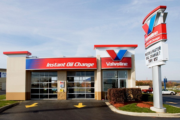 Tell Valvoline Survey $7 off Oil Change