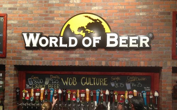 Tell World of Beer Feedback in Survey Sweepstakes